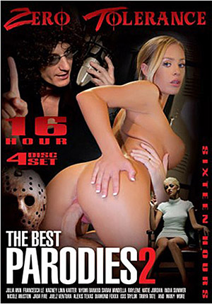 The Best Parodies 2 (4 Disc Set)