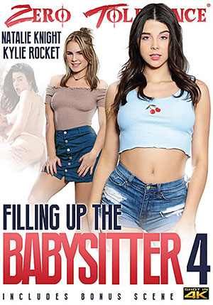 Filling Up The Babysitter 4