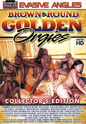 Brown & Round Golden Orgies