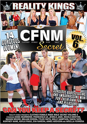 CFNM: Clothed Female Nude Male Secret 6