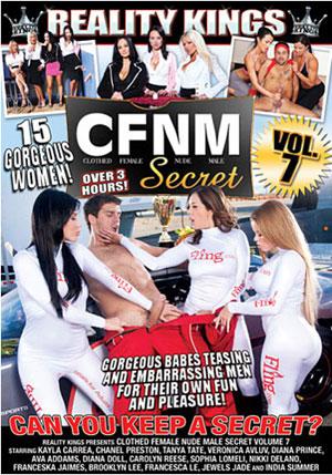 CFNM: Clothed Female Nude Male Secret 7