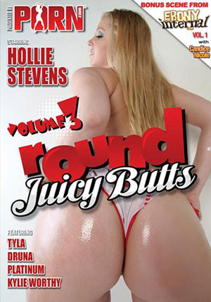 Round Juicy Butts 3