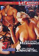 Coleccion Emmanuelle 3 En 1: Las Amigas De Papa, Sexo Entre Hermanos, Una Familia Inmortal