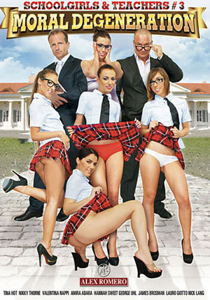 Schoolgirls & Teachers 3: Moral Degeneration