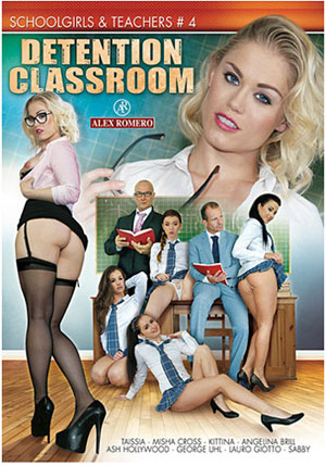 Schoolgirls & Teachers 4: Detention Classroom