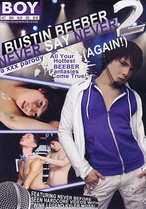 Bustin Beeber Never Say Never 2: A XXX Parody