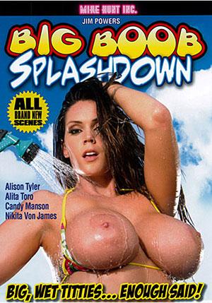 Big Boob Splashdown