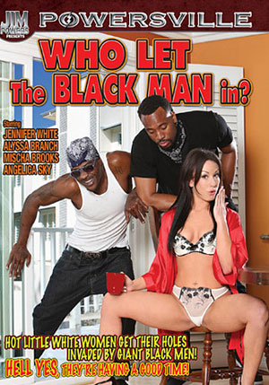 Who Let The Black Man In? 1