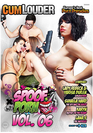 Spoof Porn 6