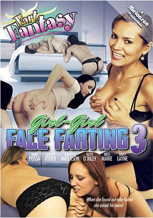 Girl-Girl Face Farting 3