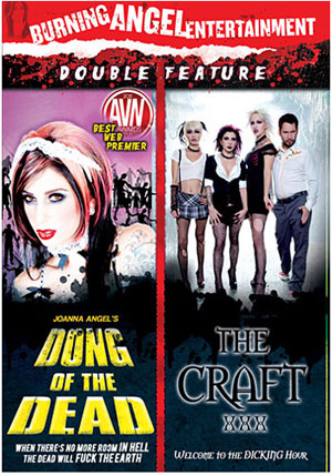 Dong Of The Dead/ The Craft XXX Double Feature