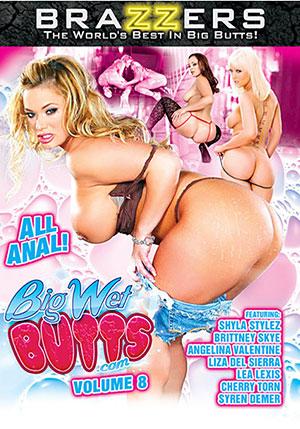 Big Wet Butts 8