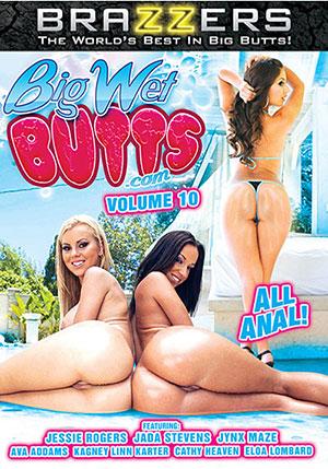 Big Wet Butts 10