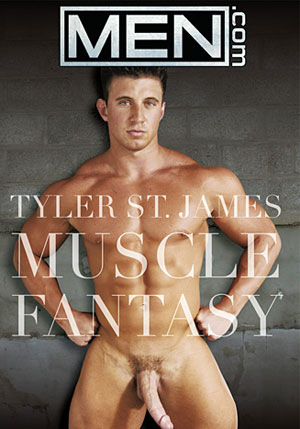 Tyler St. James Muscle Fantasy