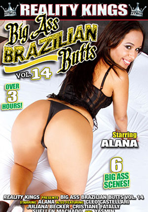 Big Ass Brazilian Butts 14
