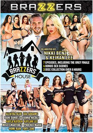 Brazzers House (3 Disc Set)