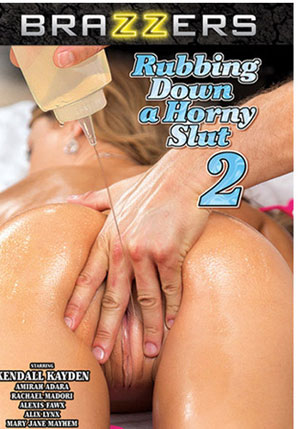 Rubbing Down a Horny Slut 2