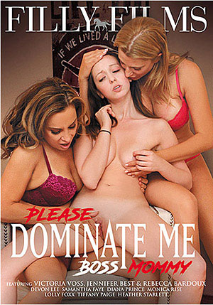 Please Dominate Me Boss Mommy 1