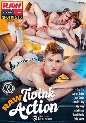 Raw Twink Action