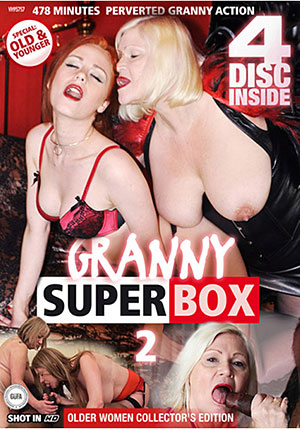 Granny Superbox 2 (4 Disc Set)