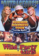 Wild Party Girls: Summer Madness Tour