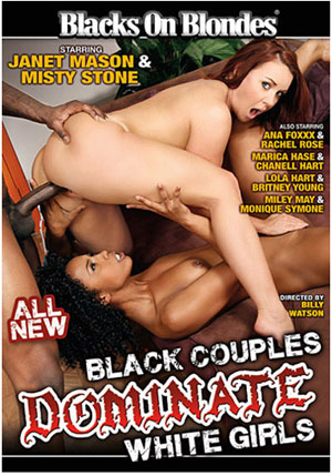 Black Couples Dominate White Girls 1