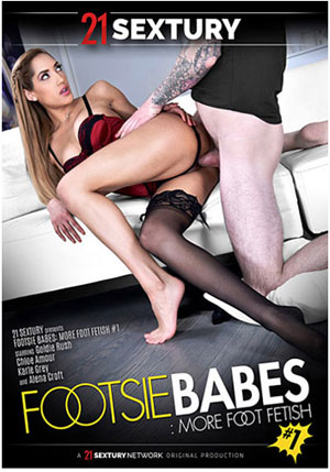 Footsie Babes: More Foot Fetish 1