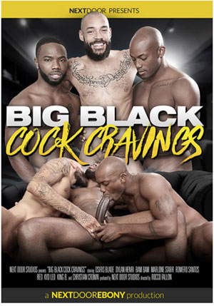 Big Black Cock Cravings