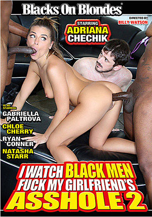 I Watch Black Men Fuck My Girlfriend's Asshole 2