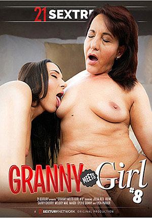 Granny Meets Girl 8