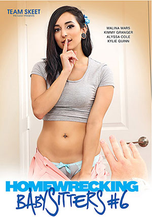 Homewrecking Babysitters 6