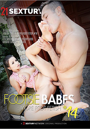 Footsie Babes: More Foot Fetish 14