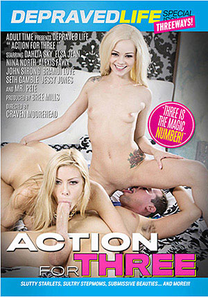 Action For Three