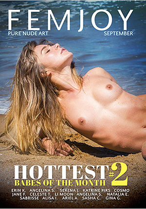 Hottest Babes Of The Month 2