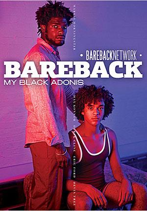 Bareback My Black Adonis