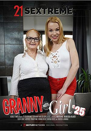 Granny Meets Girl 25