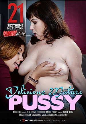 Delicious Mature Pussy