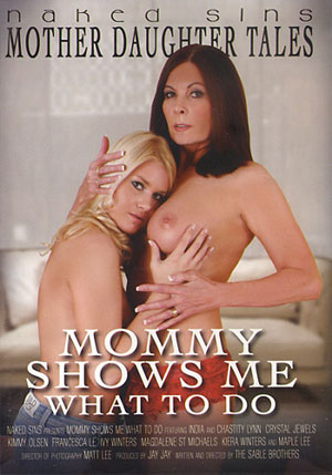 Mommy Shows Me What To Do 1