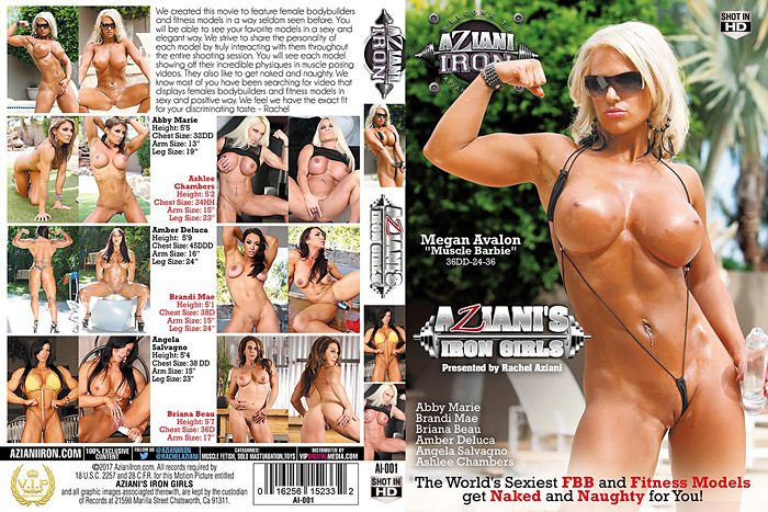 Aziani's Iron Girls Adult Movie