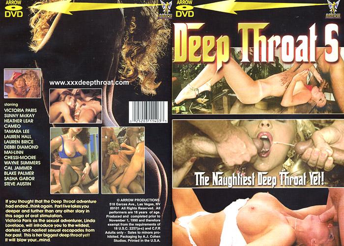 deep throat adult movie