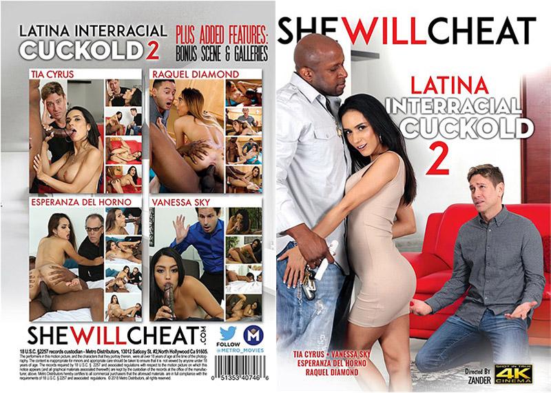 Latina Interracial Cuckold 2 Adult Movie