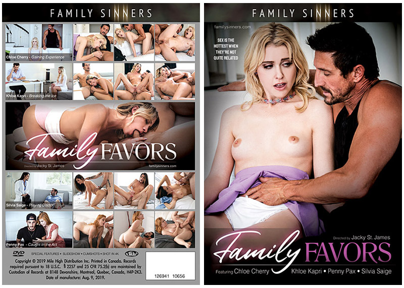 Family Favors 1 Adult Movie