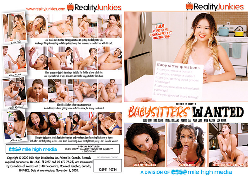 Babysitters Wanted Adult Movie