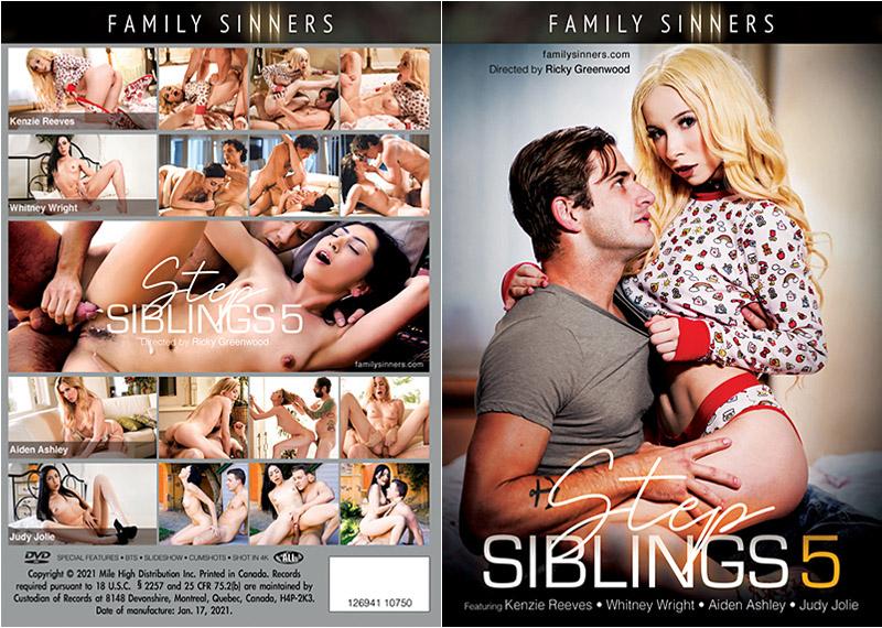 Step Siblings 5 Adult Movie