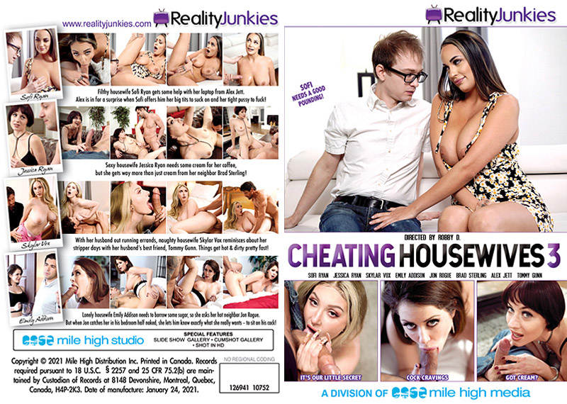 Cheating Housewives 3 Adult Movie