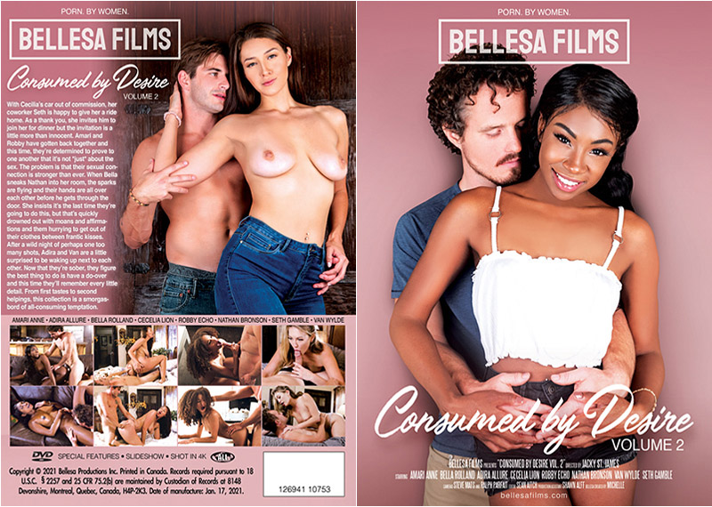 Consumed By Desire 2 Adult Movie