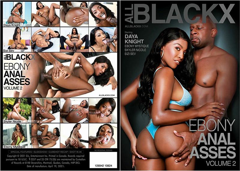 Ebony Anal Asses 2 Adult Movie