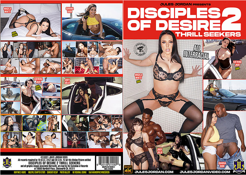 Disciples Of Desire 2: Thrill Seekers Adult Movie