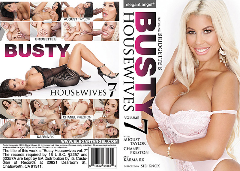 Busty Housewives 7 Adult Movie