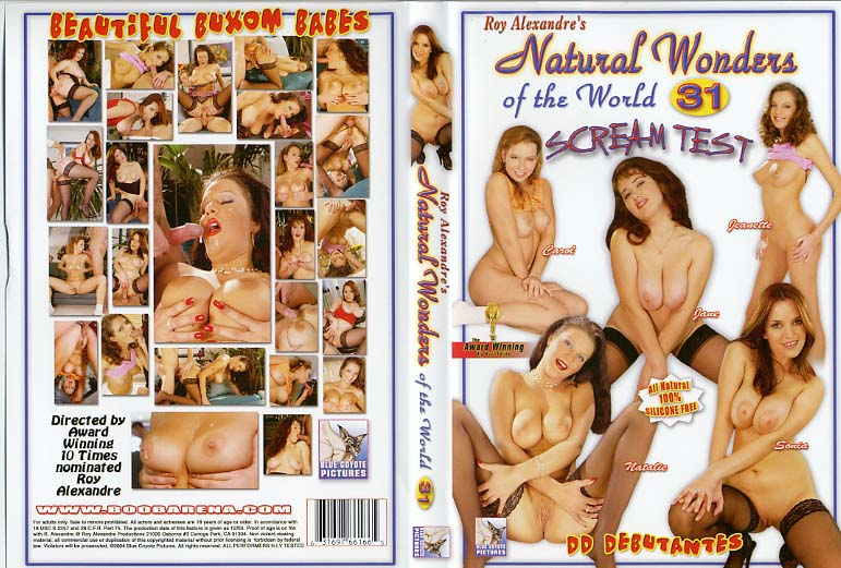 Natural Wonders Of The World 31 Adult Movie